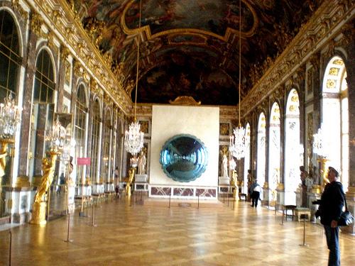 Koons Hall of Mirrors