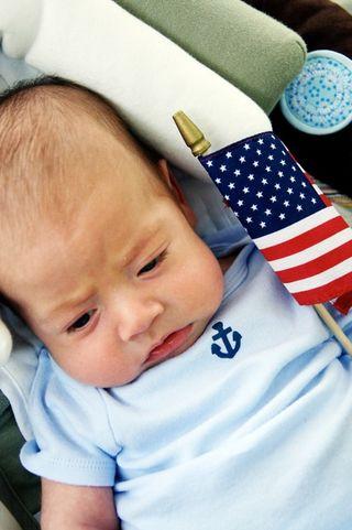 Patriotic Charlie