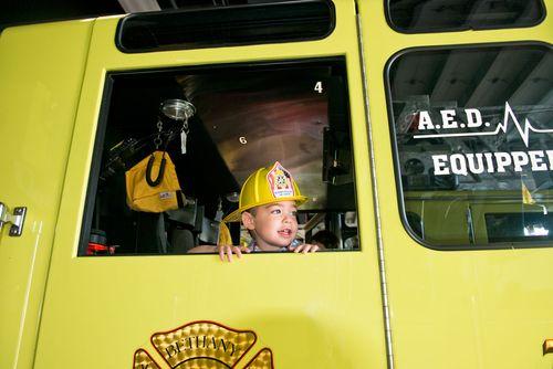 Fireman charlie