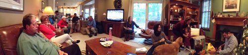 Family panorama