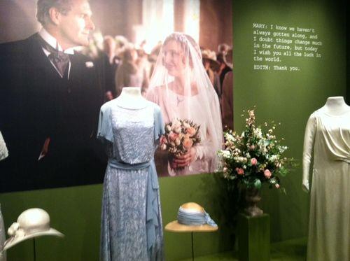 Edith's wedding