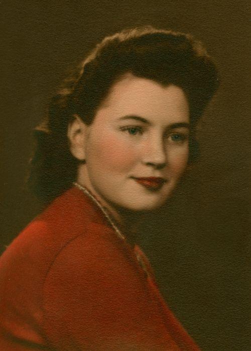 Mom- portrait